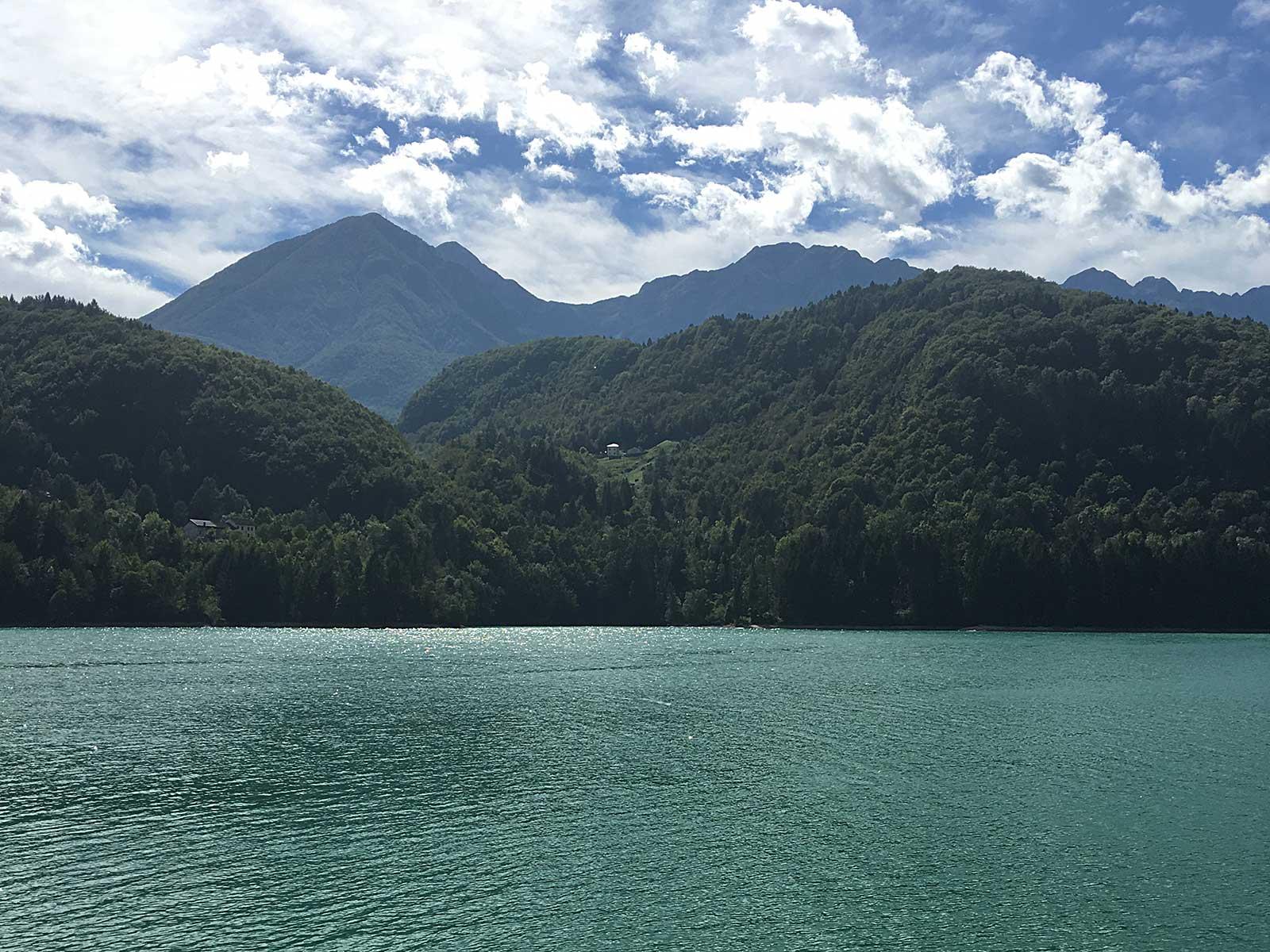 Barcis See | Lago di Barcis