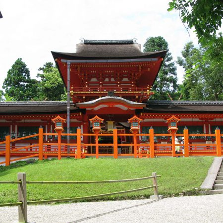 Kasuga-Taisha Shintō Shrine in Nara