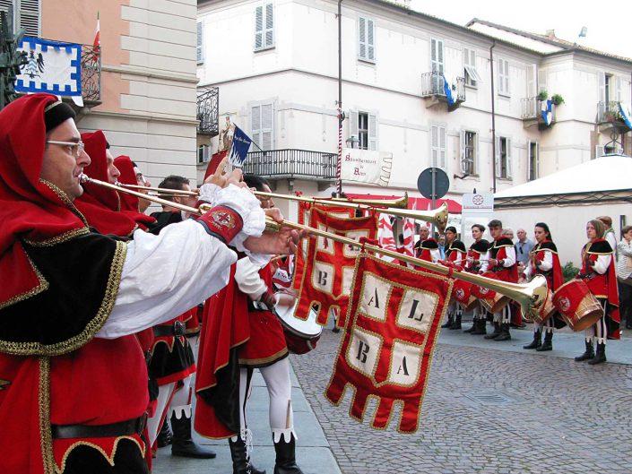 Alba Festumzug Eselrennen Alba | Palio degli Asini