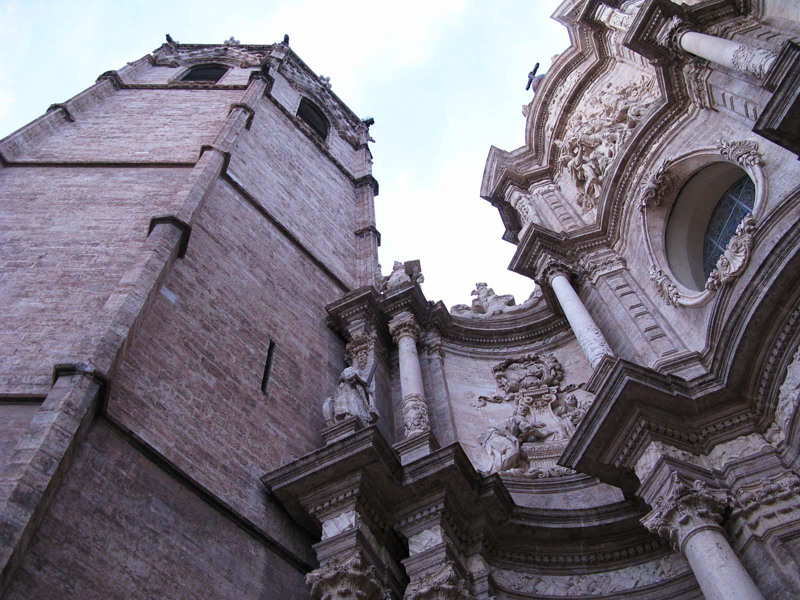 Kathedrale Santa Maria in Valencia