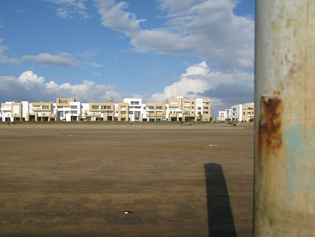 Moderne Apartments in Salé am Ufer des Bou Regreg