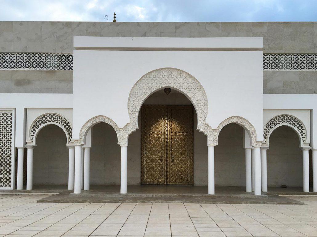 Mosque in Salé