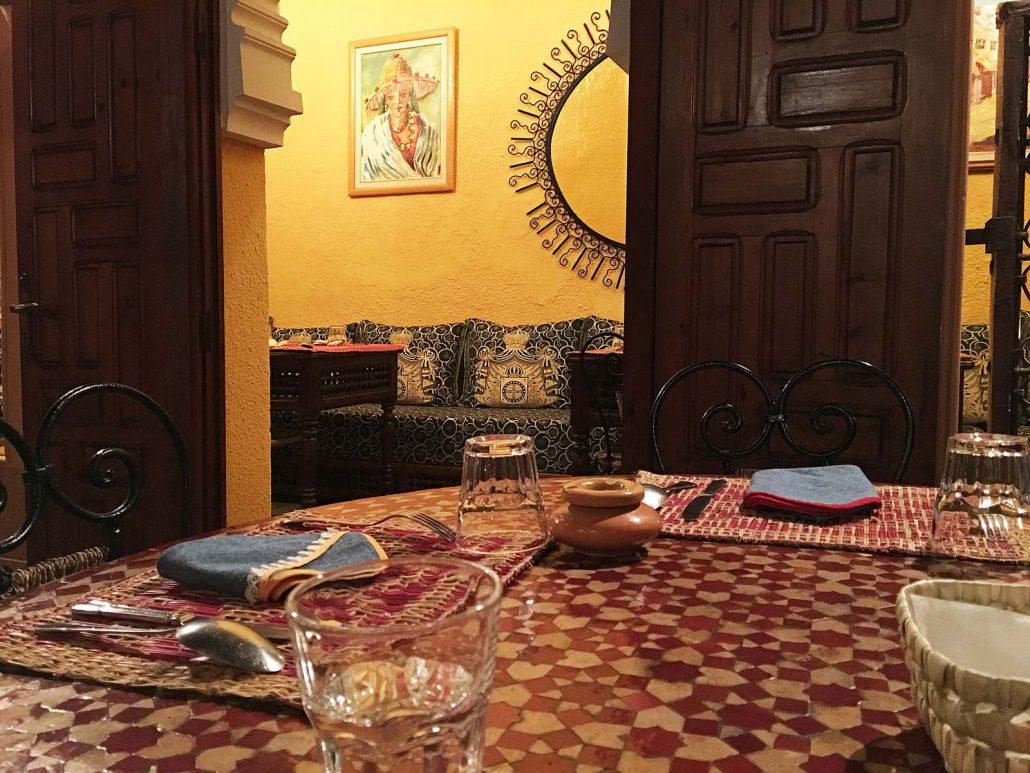 Restaurant Dar Zaki in Rabat