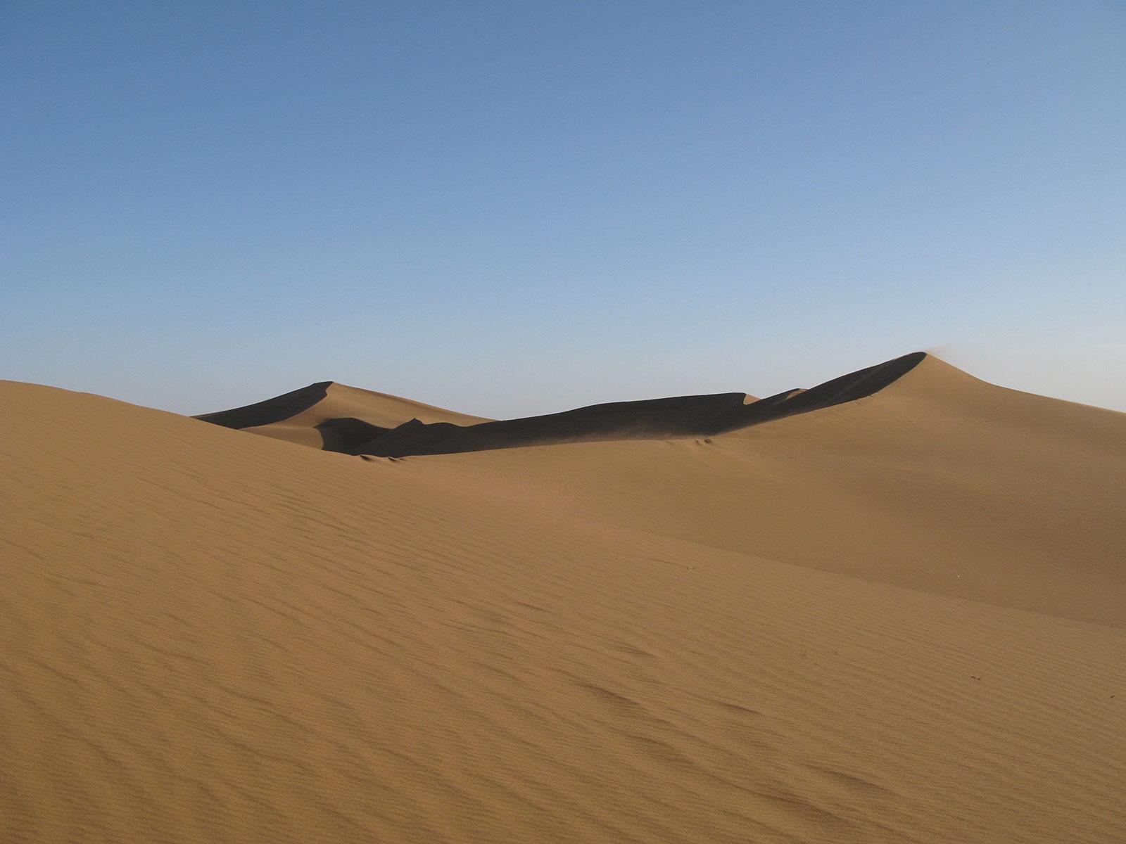 Sanddünen von Erg Chegaga