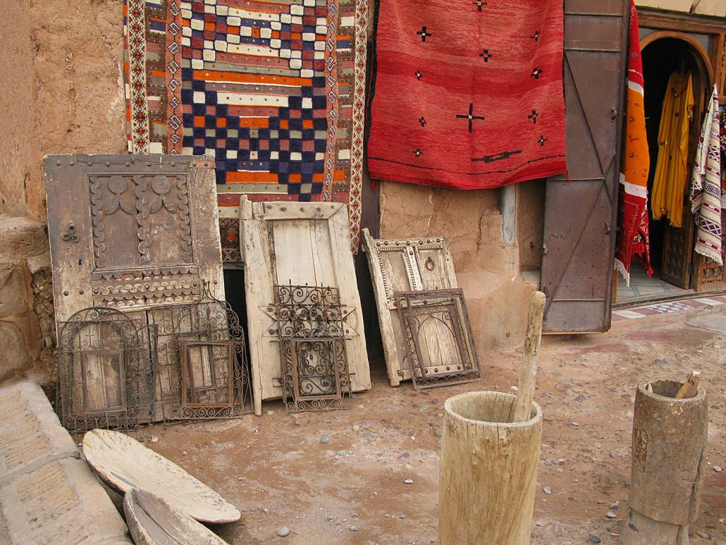 Souvenirs from Morocco