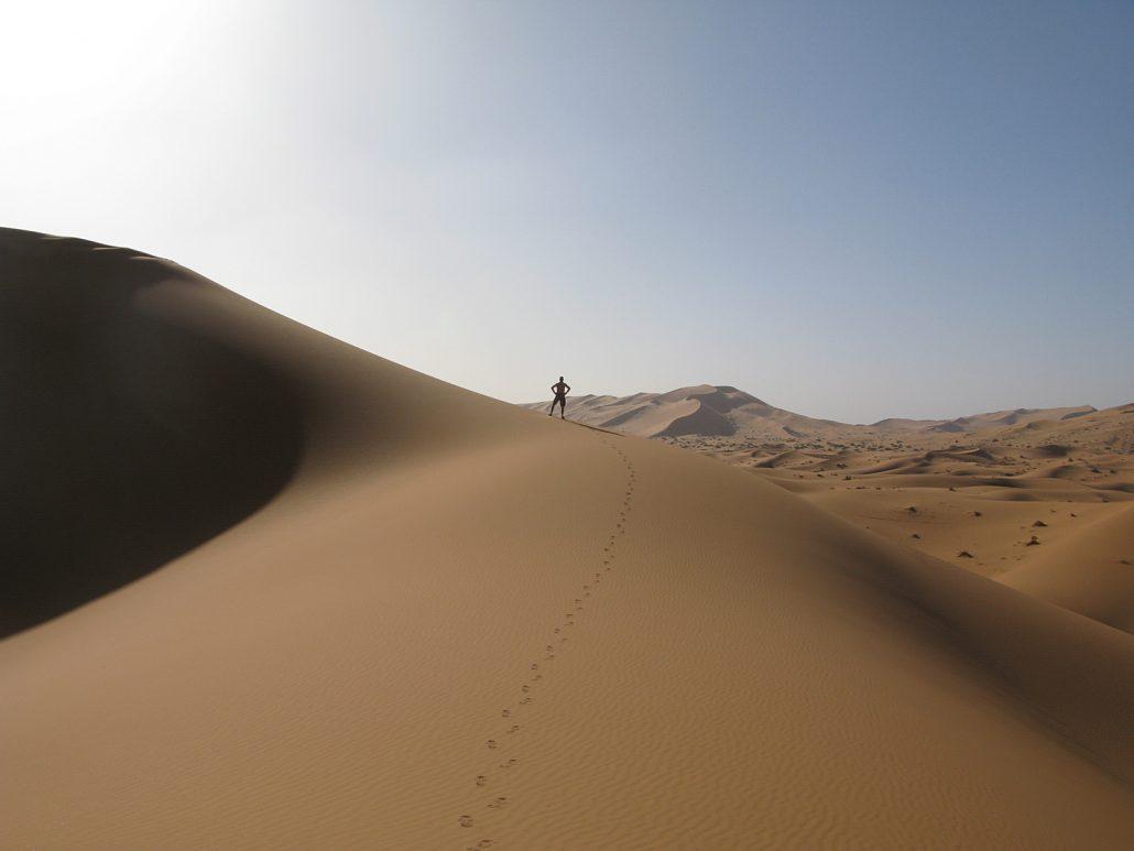 Sanddünen des Erg Chebbi