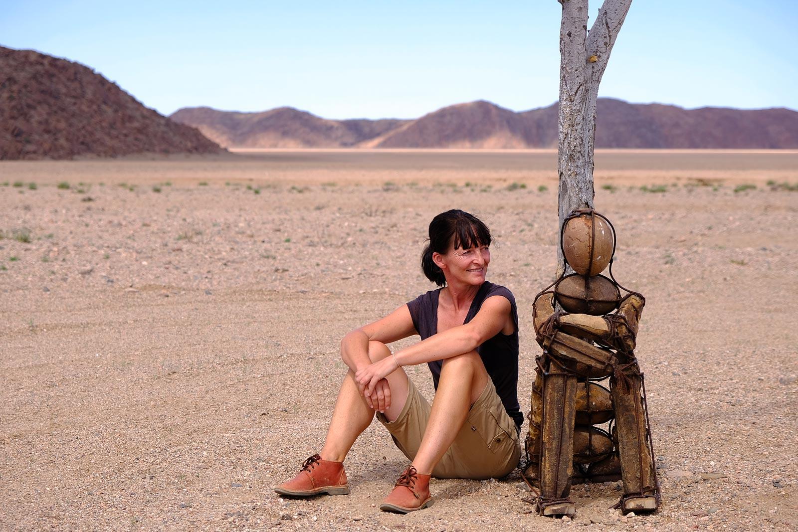 Lone Man Namibia