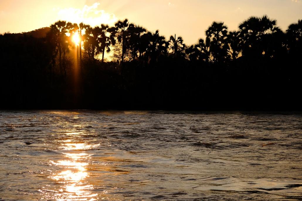 Kunene River Namibia