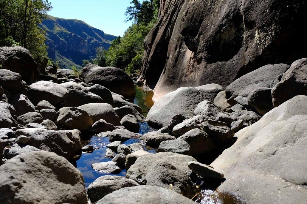 Royal Natal National Park, Drakensberge Südafrika