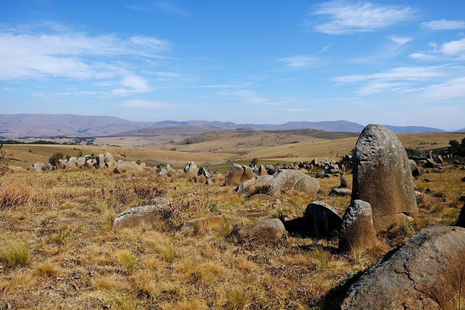 Landschaft im Malolotja Nature Reserve in eSwatini