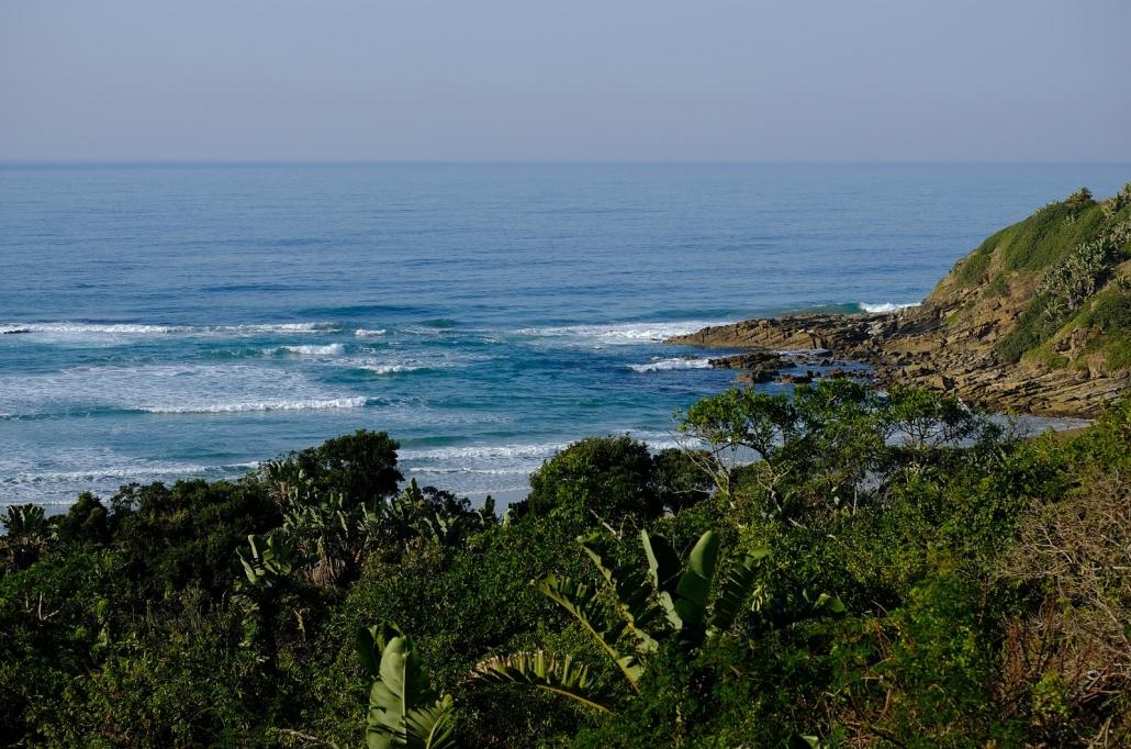 Hluleka Nature Reserve, Kwazulu Natal