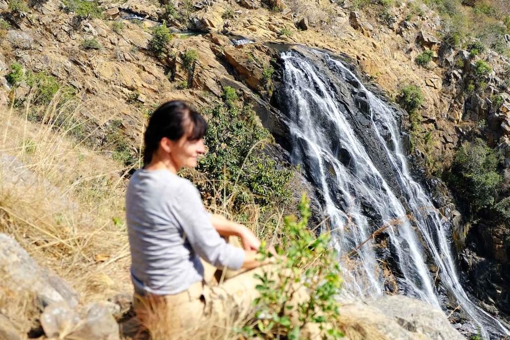 Malolotja Wasserfall